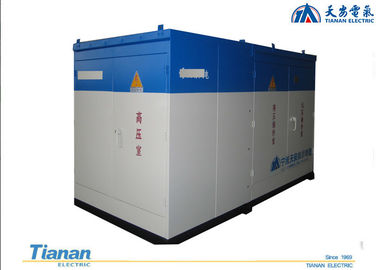 10kv - 35kv Compact Transformer Substation With Wind Electric Power Step Up